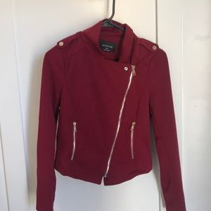 gorgeous red jacket only used once